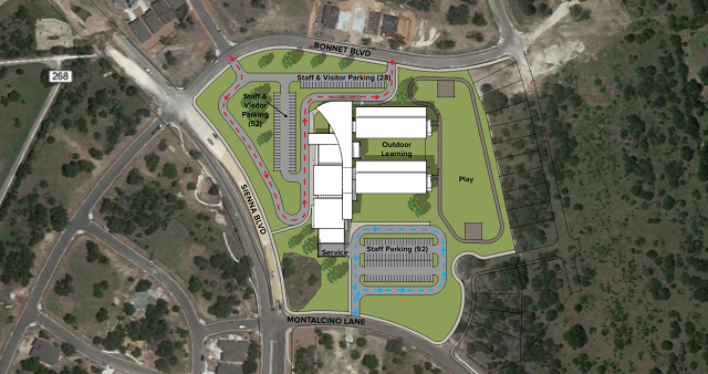 Rancho Sienna Elementary Site Plan