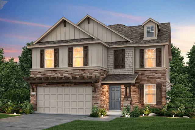 The Granville by Pulte Homes