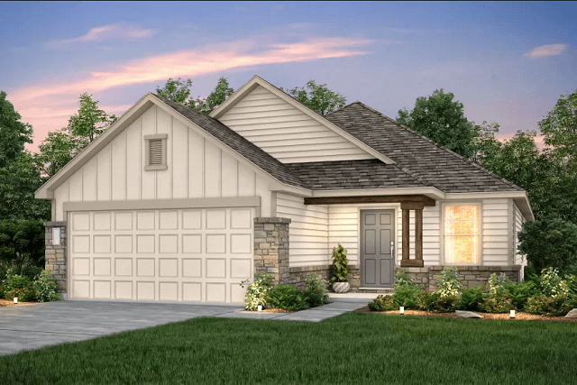 The Becket by Pulte Homes