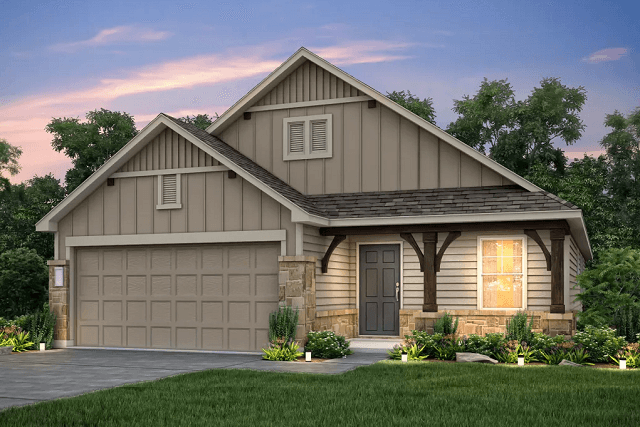 The Hewitt by Pulte Homes