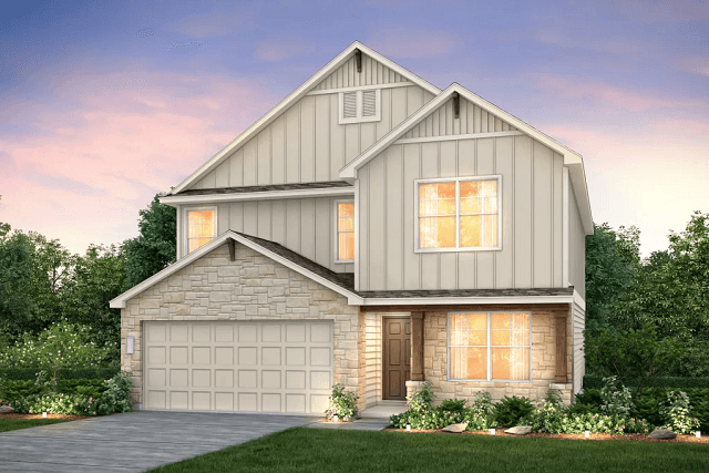 The Sandalwood by Pulte Homes