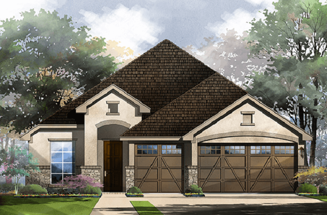 The Frisco by Sitterle Homes