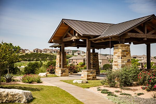 Newland Communities Sweetwater sunset pavilion
