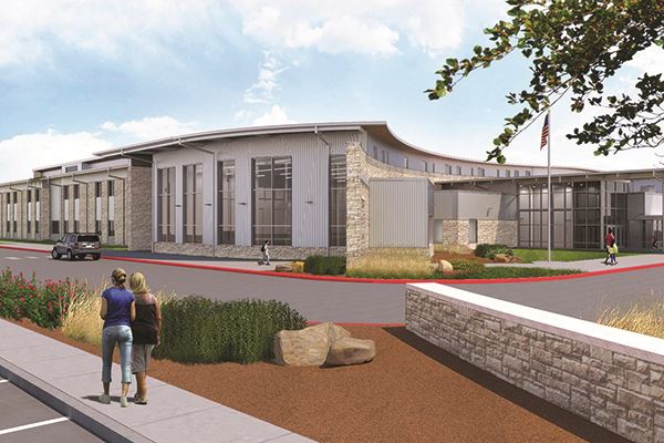 Rancho Sienna new LHISD school illustration