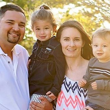 Rancho Sienna resident Chris and family