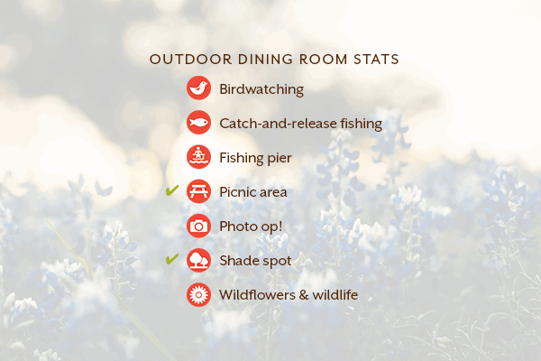 Rancho Sienna Outdoor Dining Room stats
