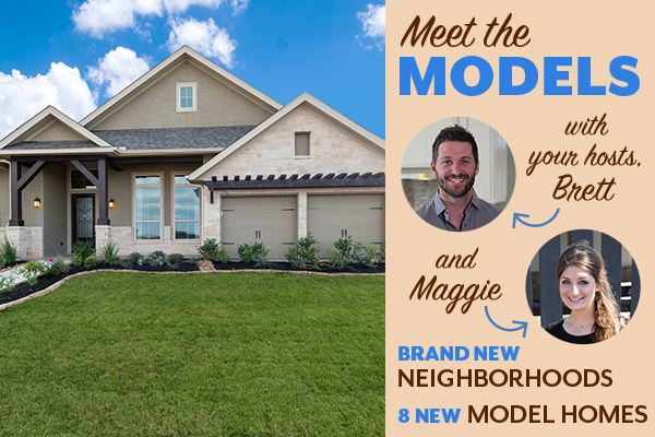 Rancho Sienna Model Home Tours with Brett and Maggie