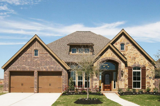Perry Homes Floor Plans: 3322W