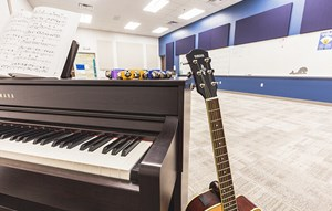 Rancho Sienna Elementary Music Room